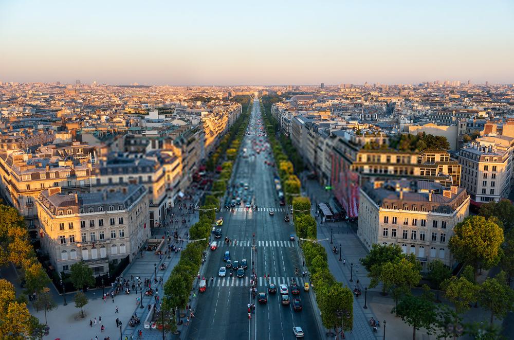 Places To Visit In Paris-Avenue des Champs-Élysées