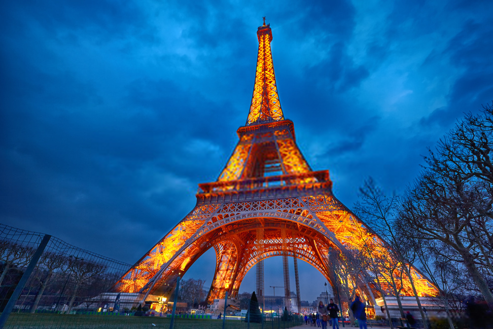 Places To Visit In Paris-The Eiffel Tower