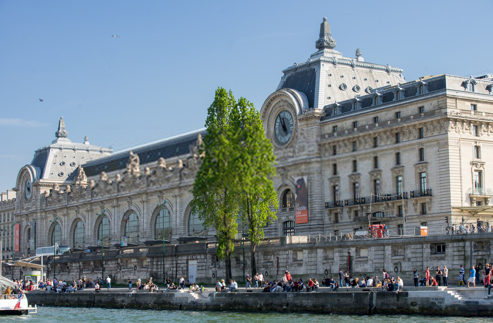 Places To Visit In Paris-Musée d'Orsay