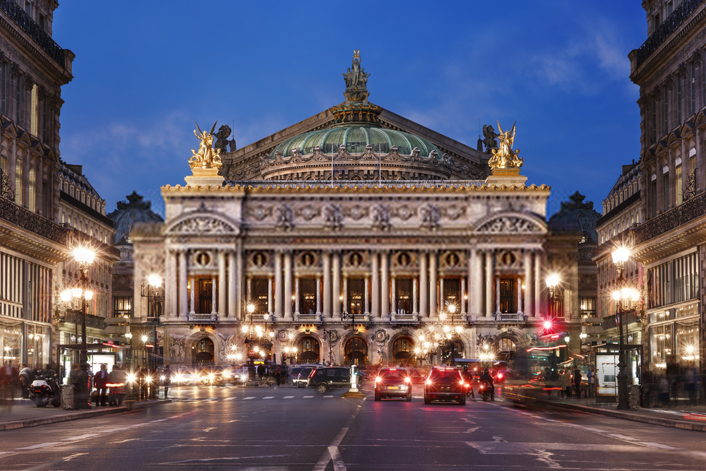 Places To Visit In Paris-Palais Garnier, Opéra National de Paris
