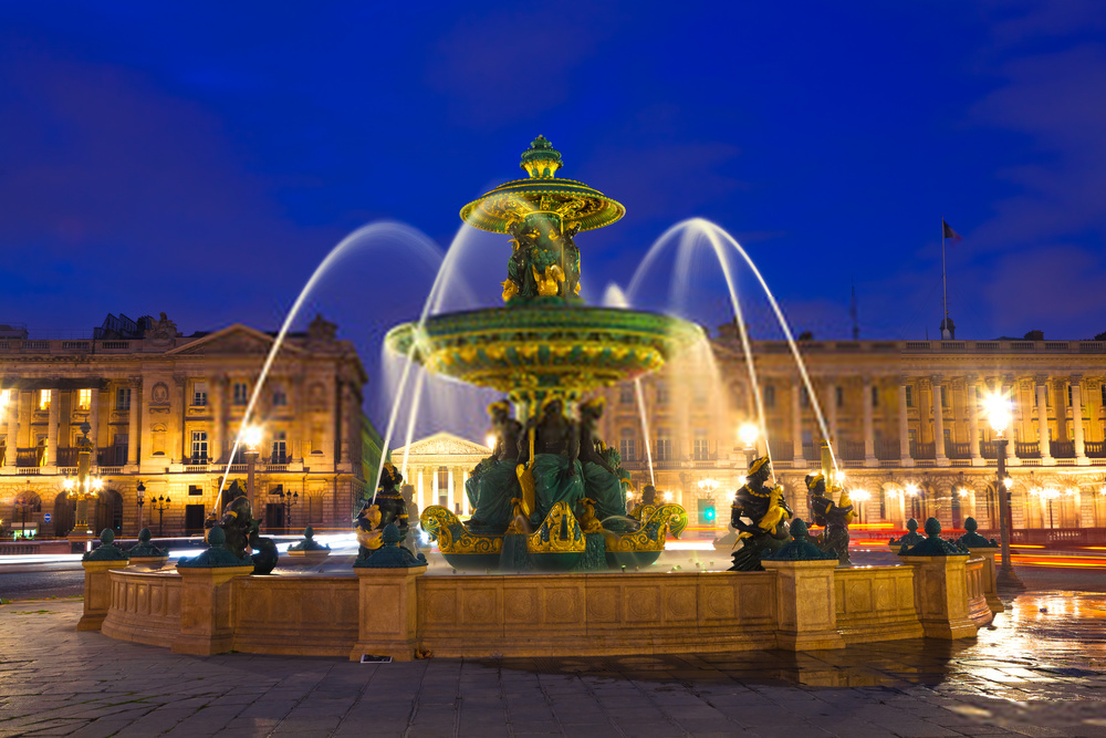 Places To Visit In Paris-Place de la Concorde